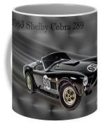 1963 Shelby Cobra 289 Coffee Mug