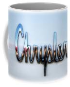 1964 Chrysler Emblem  Coffee Mug