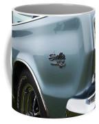 1966 Plymouth Satellite Commando V8 Coffee Mug