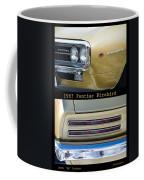 1967 Bronze Pontiac Firebird  Poster S Coffee Mug