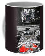 1967 Chevrolet Chevelle Ss Engine 2 Coffee Mug