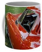 1967 Ferrari 275 Gtb4 Coupe Coffee Mug