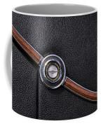 1967 Ford Thunderbird Rear C-pillar Emblem Coffee Mug