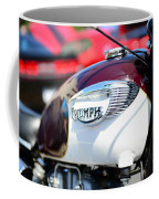 1967 Triumph Gas Tank 3 Coffee Mug