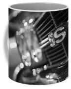 1970 Chevy Chevelle Ss 396 Black And White Coffee Mug