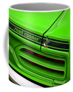 1970 Plymouth Road Runner - Sublime Green Coffee Mug