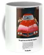 1970 Pontiac Gto - The Quick Way Out Of The Little Leagues. Coffee Mug