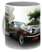 1973 Jaguar Type E Coffee Mug