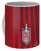 1988 Monte Carlo Ss Crest And Shield Emblem Coffee Mug