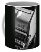 1972 Oldsmobile Cutlass 442 Coffee Mug