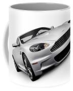 2009 Aston Martin Dbs Coffee Mug