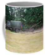 A Belgian Artillery Unit Setting Coffee Mug