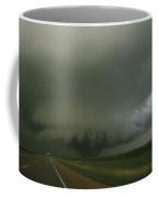 A Massive F4 Category Tornado Rampages Coffee Mug