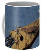 A Northern American Bald Eagle Coffee Mug