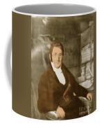 A. P. De Candolle, Swiss Botanist Coffee Mug