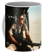 A Soldier Scans The Horizon Coffee Mug
