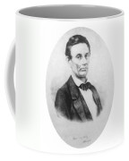 Abraham Lincoln, 16th American President Coffee Mug by Science Source