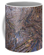 Abstract Flood Coffee Mug