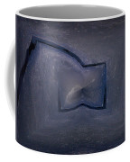 Abstract Ice Coffee Mug