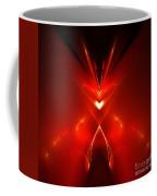 Abstract Sixty-one Coffee Mug