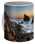 Adraga Beach Coffee Mug