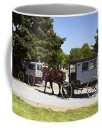 Amish Buggies Coffee Mug