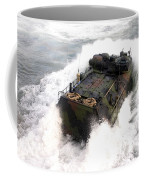 An Amphibious Assault Vehicle Coffee Mug