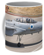 An F-15d Eagle Baz Aircraft Coffee Mug