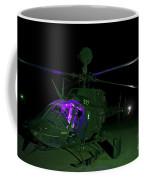 An Oh-58d Kiowa Helicopter At Cob Coffee Mug