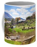 Andalusia Landscape Coffee Mug