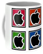 Apple Colors Coffee Mug