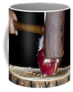 Apple Smashed With Mallet Coffee Mug