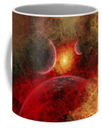Artist Concept Illustrating The Stellar Coffee Mug