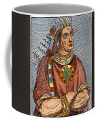 Atahualpa (1500?-1533) Coffee Mug