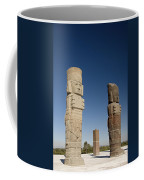Atlantes Warrior Statues Coffee Mug