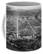Atomic Bomb Destruction, Hiroshima Coffee Mug
