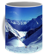 Austria Mountain Coffee Mug