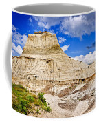 Badlands In Alberta Coffee Mug