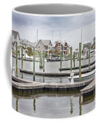 Bald Head Island Marina  Coffee Mug