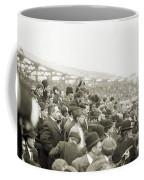 Baseball: Playoff, 1908 Coffee Mug