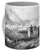 Battle Of Buena Vista, 1847 Coffee Mug by Granger