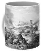 Battle Of Chapultepec, 1847 Coffee Mug
