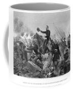 Battle Of Spotsylvania Coffee Mug