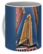 Boston Custom House Coffee Mug