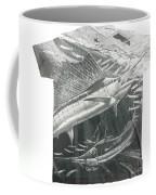 Carey Chen Mens Sailfish Shirt Coffee Mug