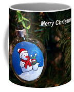 Christmas Card Coffee Mug
