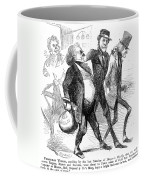 Civil War: Cartoon, 1861 Coffee Mug