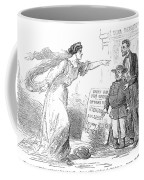 Civil War Cartoon Coffee Mug