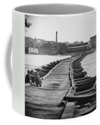 Civil War: Pontoon Bridge Coffee Mug