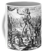 Colossus Of Rhodes Coffee Mug